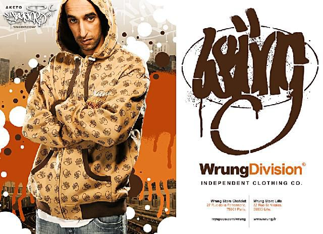 aketo en mode hip hop