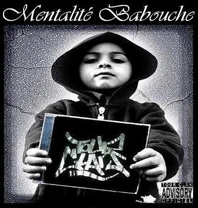 street album MENTALITE BABOUCHE