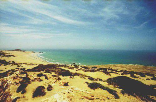 Oran plage