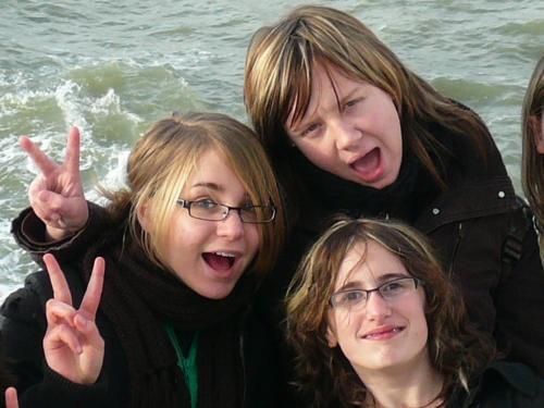 Mes trois amies