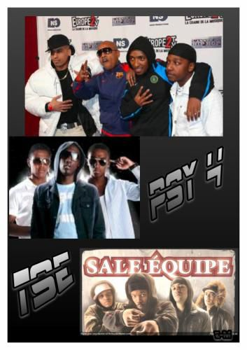 TSE Music , Psy4tra , et Lygne 26