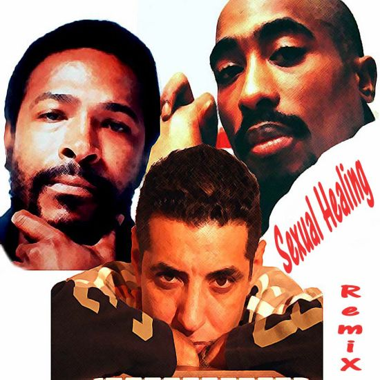 MARVIN GAYE  2PAC DJEEPY KING