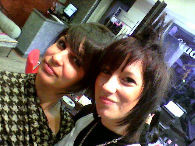 ma chooupinette & me =)