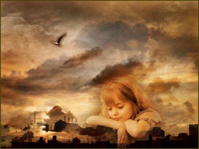 Les anges ne meurent pas. Ils sont éternels.