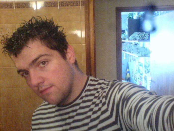 une photo recente de moi ..
