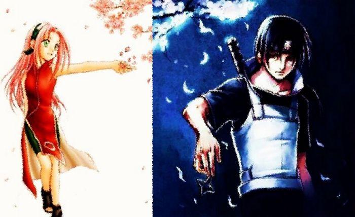Itachi et Sakura_Ange et Demon