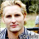 Carlisle Cullen <3