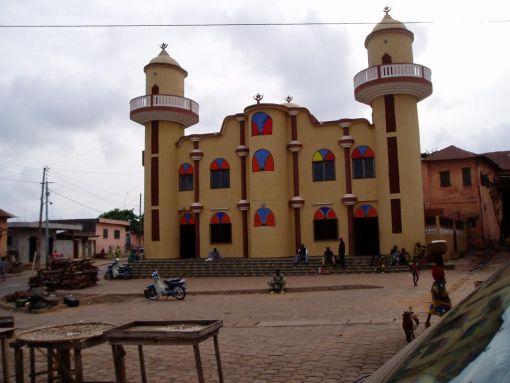 Mosquée du BENIN