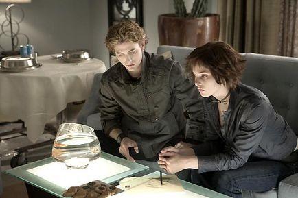 Alice et Jasper Cullen