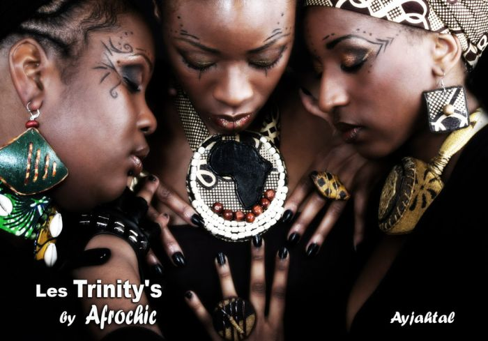 les trinity's by ayjahtal créations