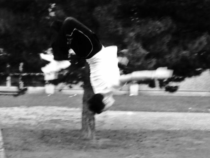 Graig salto arriere