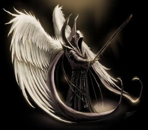 ange déchue
