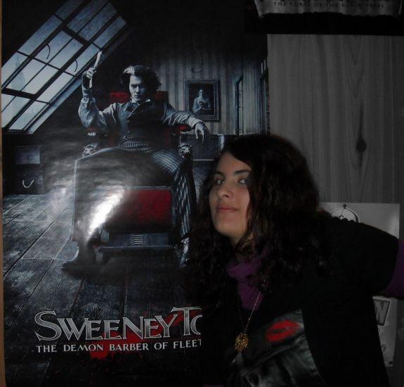 Sweeney & Moi =P