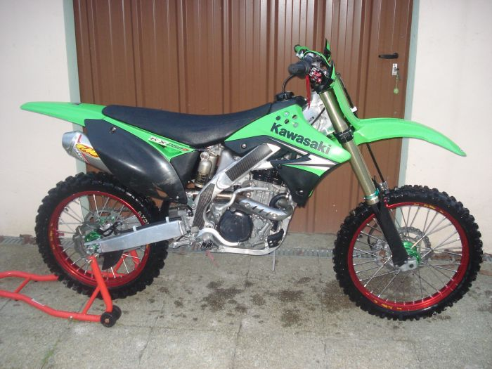 my 250 kxf 2009