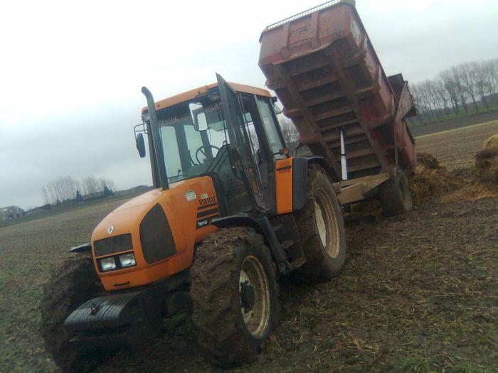 my tractors