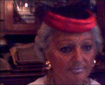joli chapeau...........