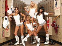 les girls en mode school
