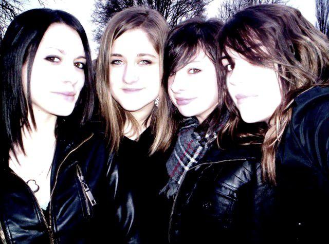 The quatuor x) <3