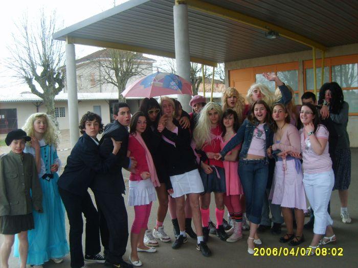 st Jo 2008, Barbies <3