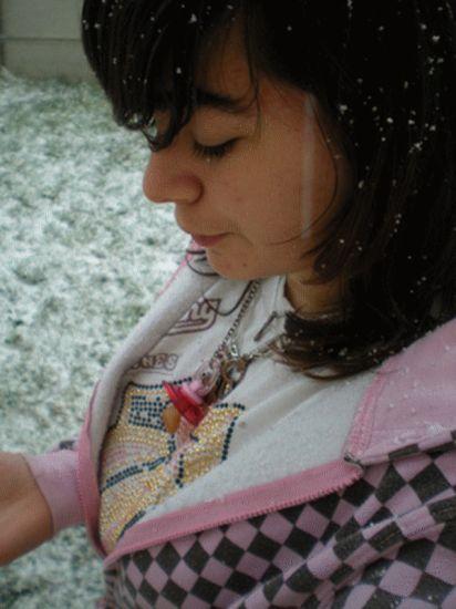 Y neige <3