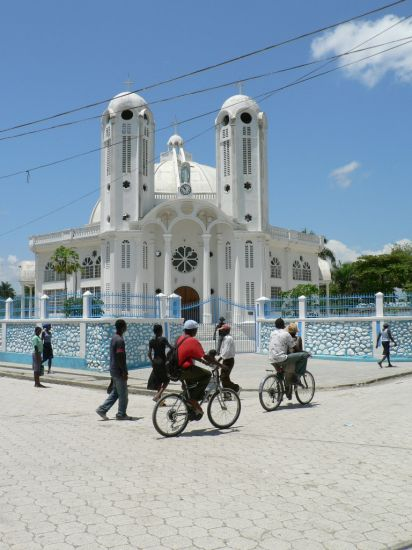 eglise immaculé hinche haiti