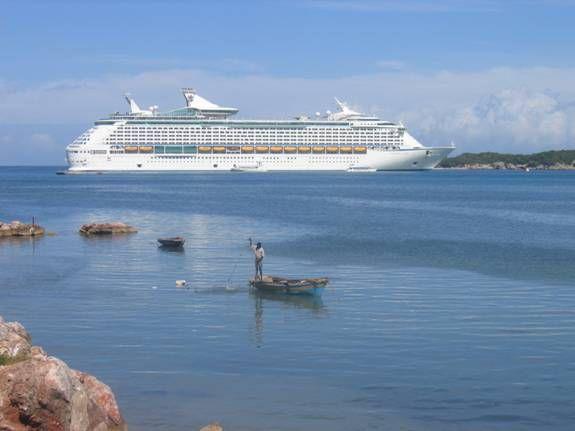 labadee cap haitien touriste