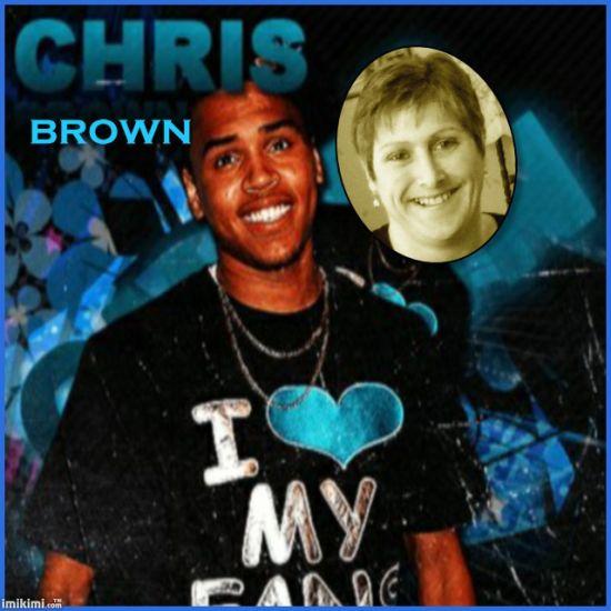 && chris brOwn et mOi &&