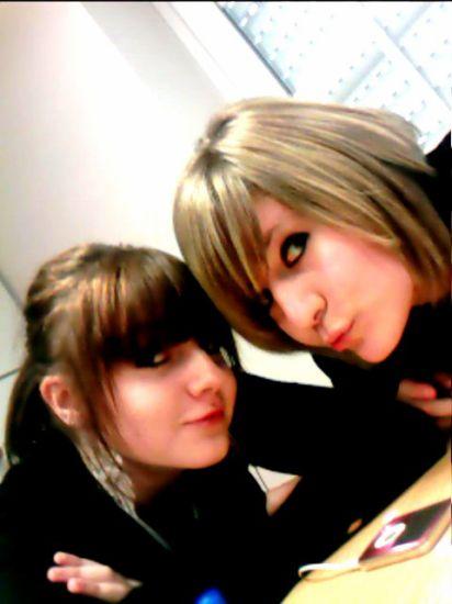 Chachou && moi =)