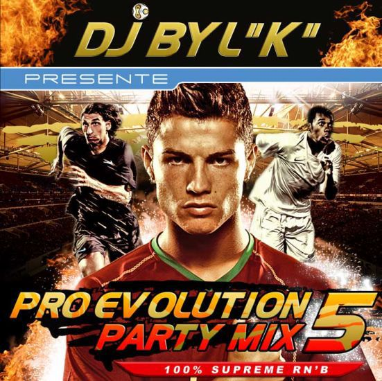PRO EVOLUTION PARTY MIX VOL 05