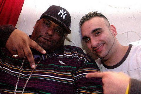 """BIG ALI ET DJ BYL""""K"""""""