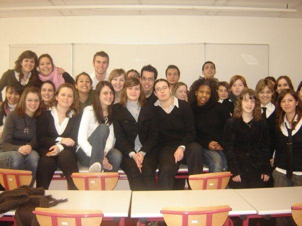 ma classe AG1 (H)