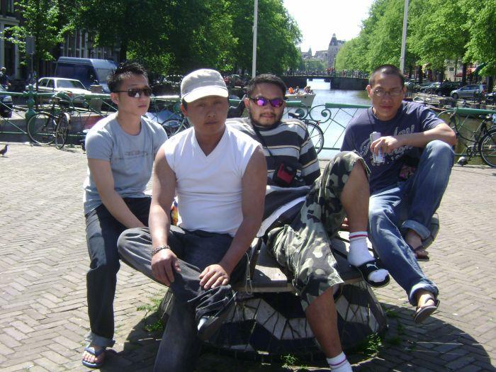 POZE PHOTO IN AMSTERDAM