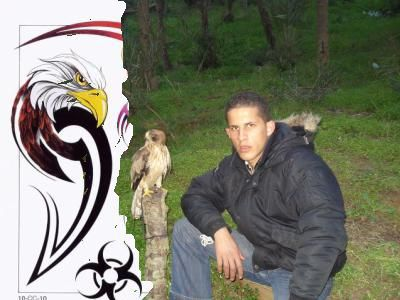 moi et mon aigle