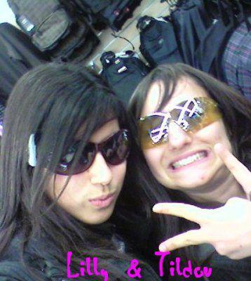 Tild0o&Lilly in Sp*rt 2000 ^^