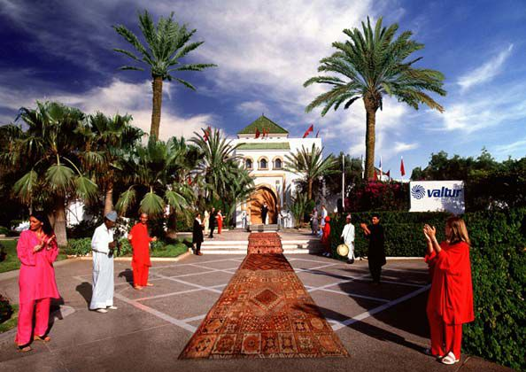 Viaggio Agadir 08/2007