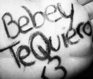Bébé Te Quiero0 (L)