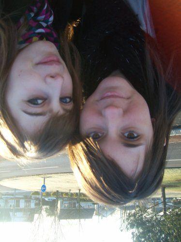 moi et mélanie