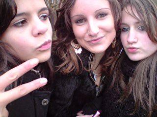 pika,alexia et moii