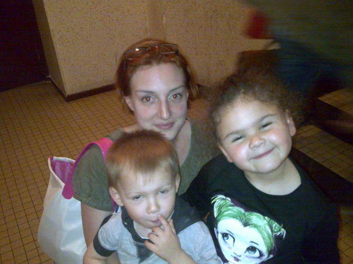 mon neveu ma niece et ma bel soeur