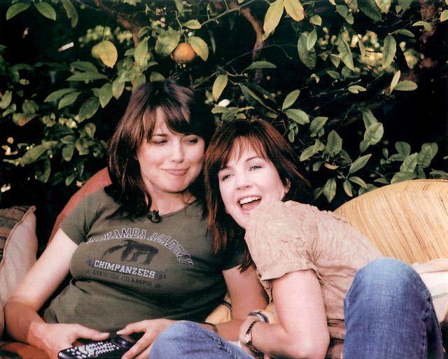 Reneé et Lucy