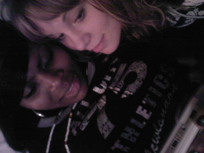 Shaina & moi
