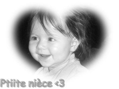 ton sourire me Faii Vivre Jtmm Ptiite nièce