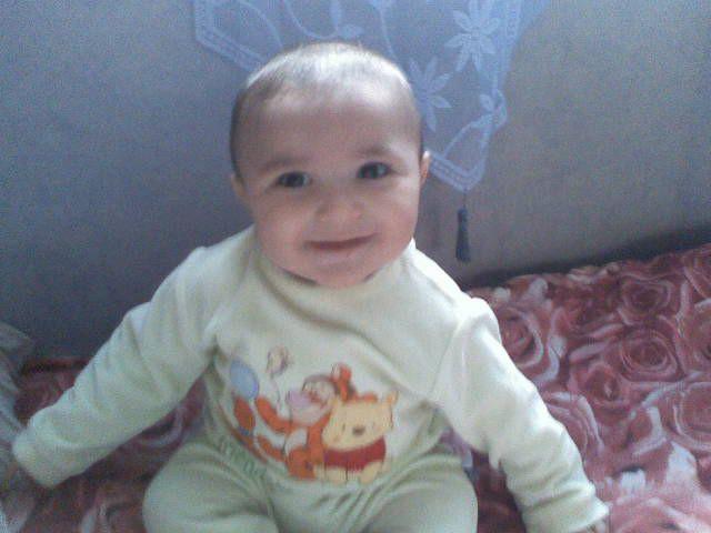 mon neveu que j'adore !