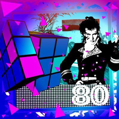 années 80 en force !