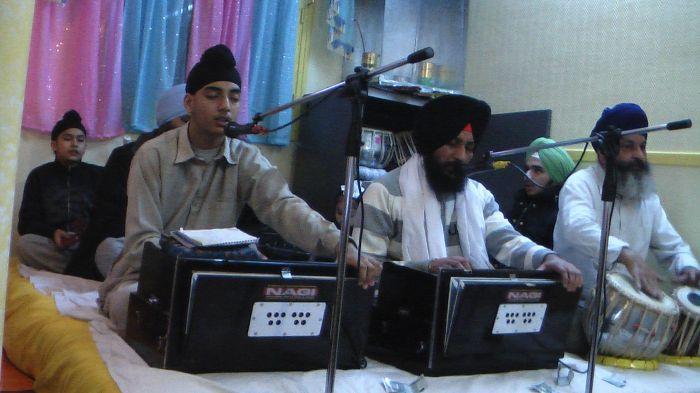 On the eve of Birth day of Baba Ajit Singh Ji elder SAHIBZAD