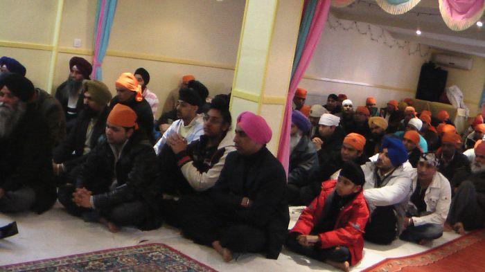 Sadh Sangat Gurughar GuruTeg Bhadur Sahib Bondi France