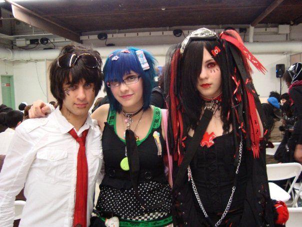Sashi && Kasu && Kira at PM7