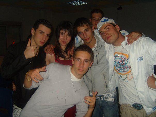 Pires,Rachado,Léa,Raphael,Terry et Aurélien