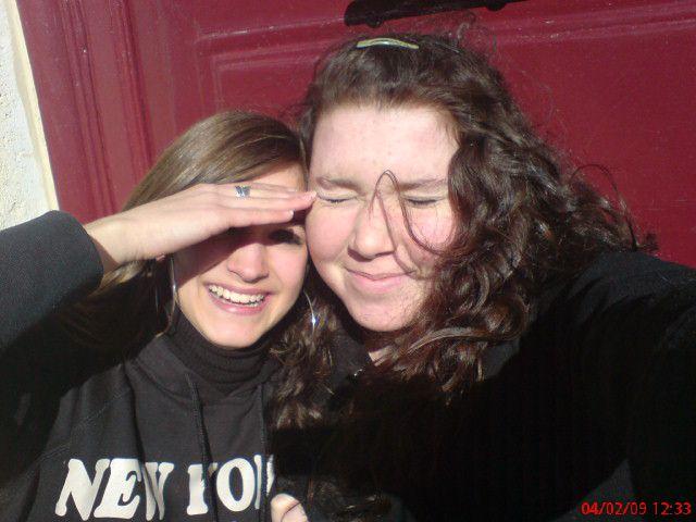 alexia & mOi  XD Jdr ste photo