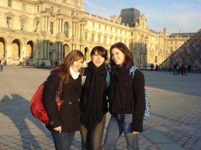 Devaaant Le Louvree =)